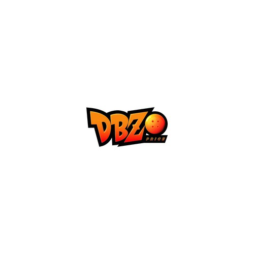 Logo concept for DBZ Card Collection Website
