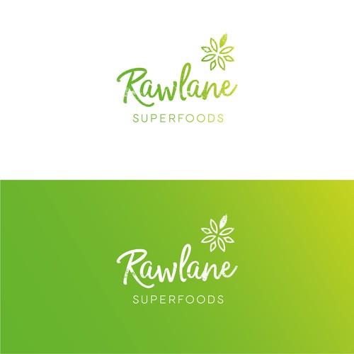 Logo-Design für ein Superfoods-Label