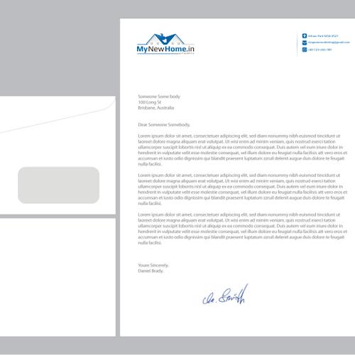 Create a logo and biz card design for a small biz referral company
