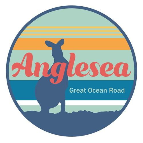 Sticker for Anglesea