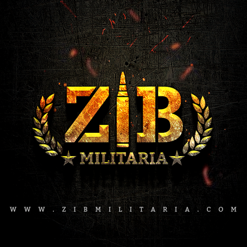 Strong, Clean Logo for Militaria Company