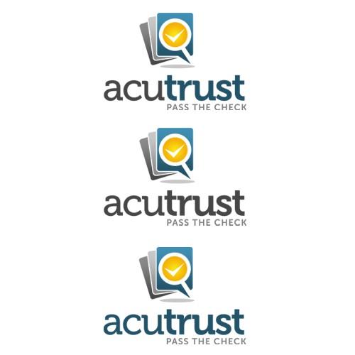 Acutrust LOGO CONTEST...if great, ends early! BE ORIGINAL+ARTISTIC! acutrust.com