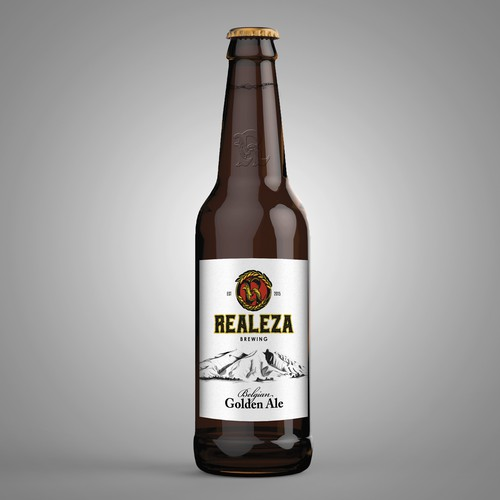Re-Design Beer Label