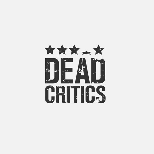 Dead Critics needs a new logo