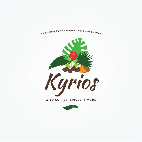 Kyrios Wild Coffee, Spices & More