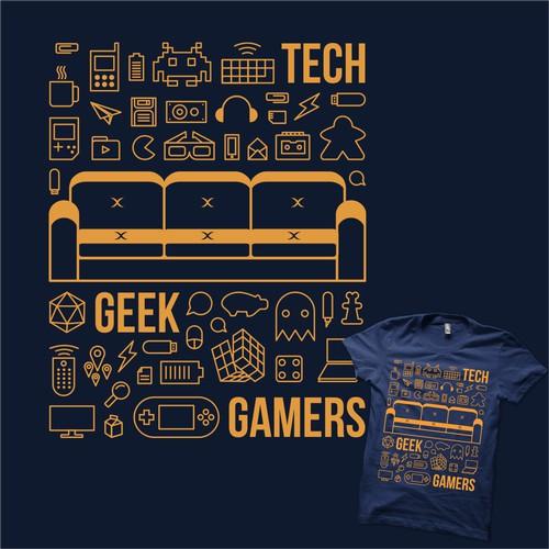 Tech Geek Gamers