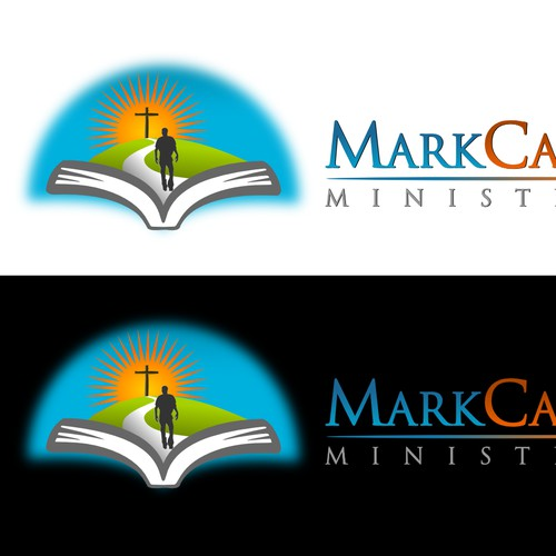 Mark Cahill Ministries needs a new logo
