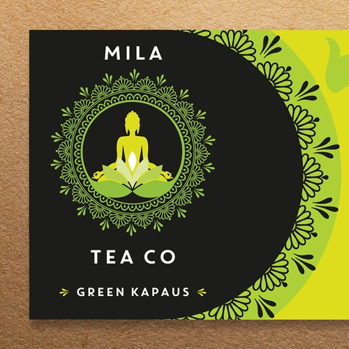 Mila Tea Co Store Banner