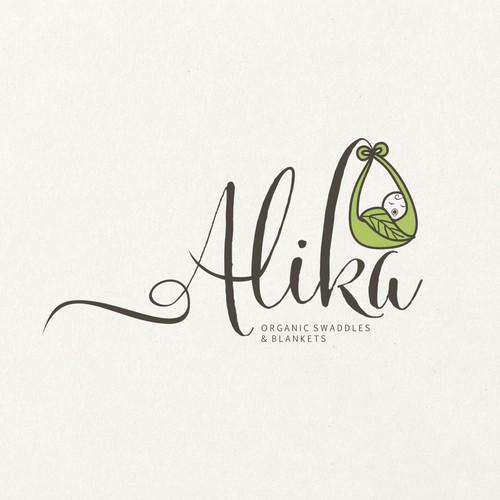 ALIKA organic swaddles and blankets