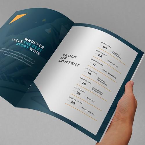 Comprehensive Brand Guide