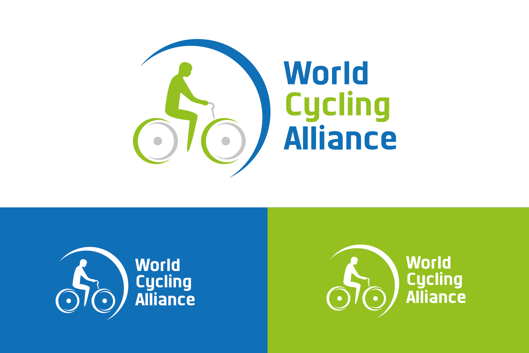 Create a Logo for the World Cycling Alliance