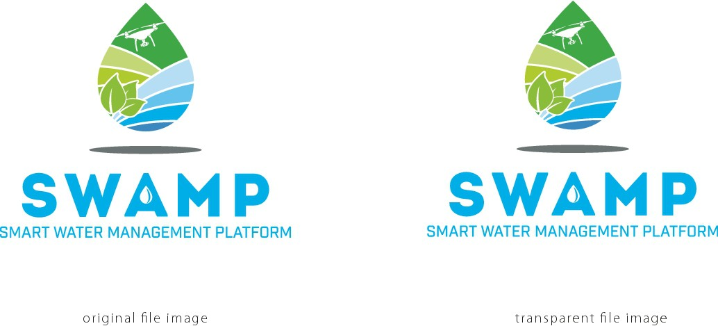 Logo for project in the domain of smart water management
