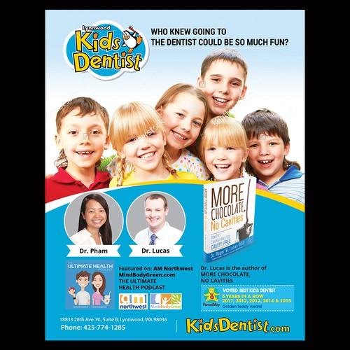KIDS DENTIST PRINT AD