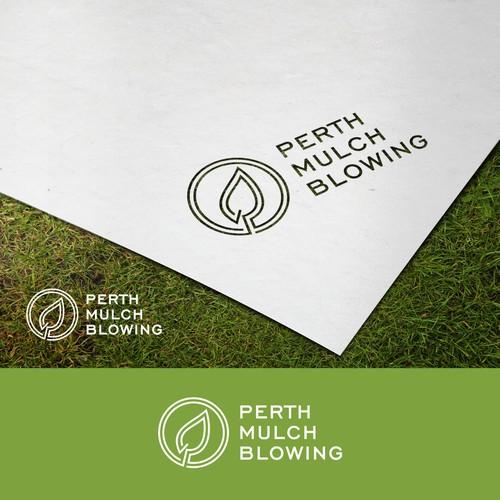 Perth Mulch Blowing