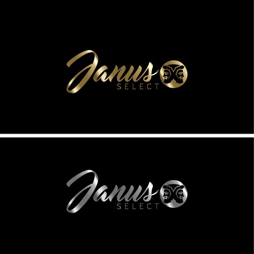 JanusSelect needs a stylish, classy new logo and social media design