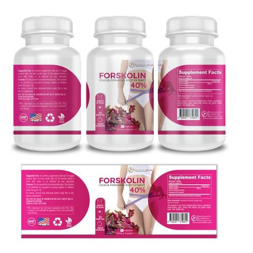 Forskolin dietary supplement