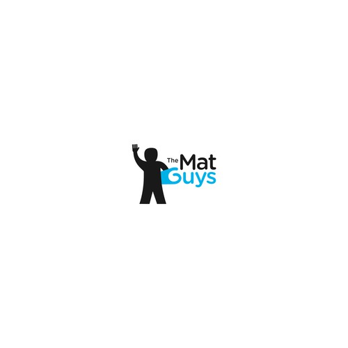 unique logo for mat guys