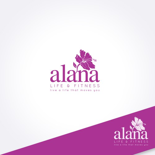 Woman's only Health club w/a Hawaiian spa getaway flair- needs your amazing skill for a logo!