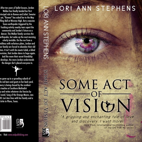 ASD Publishing seeks BOOK COVER design for YA NOVEL