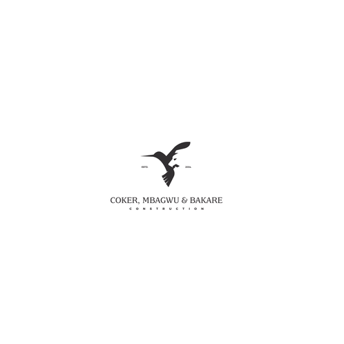 Logo concept for Construction company