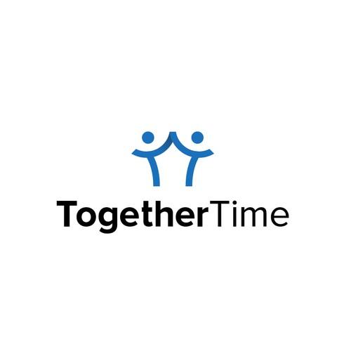 Logo for social networking app