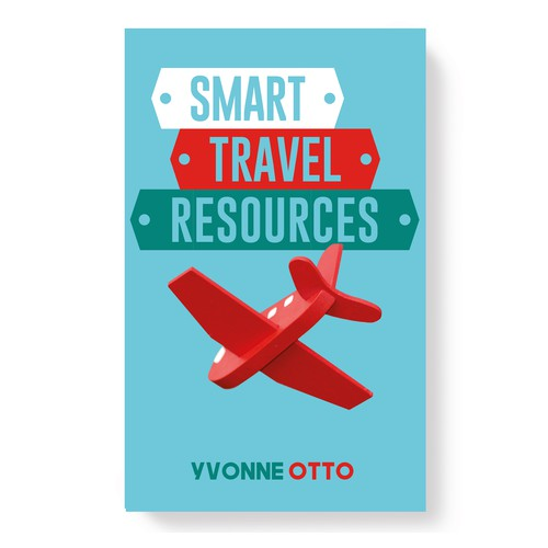 A simple and playful design for a travel guide.