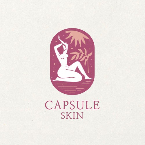 Logo for skin care product