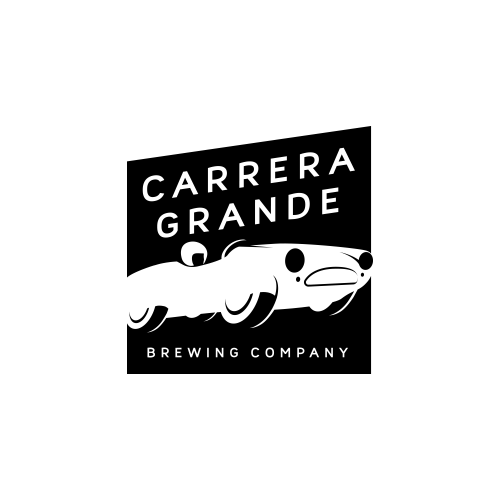 Carrera Grande Brewing Company needs a simple and powerful vintage car logo!