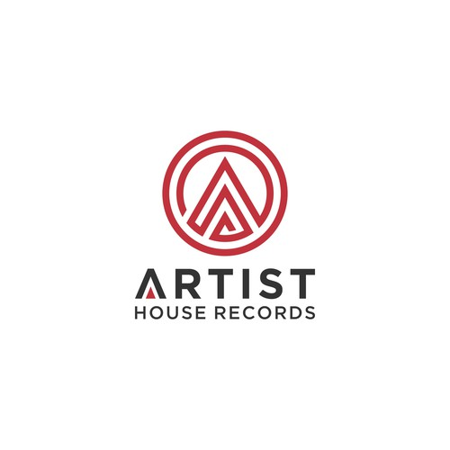 Logo For House Records