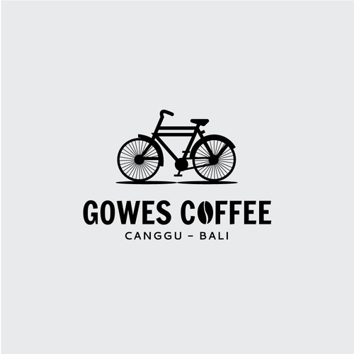 Logo concept for Gowes Coffee Bali