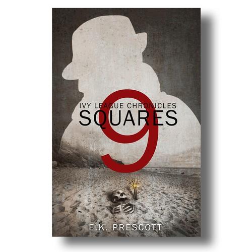 Book Design Ivy League Chronicles Nine Squares