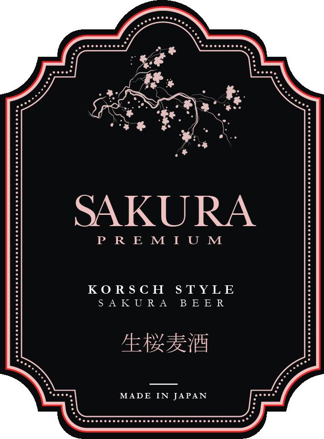 【グランプリ受賞ビール】Japan Grand Prix winning beer_Label design_ラベルデザイン