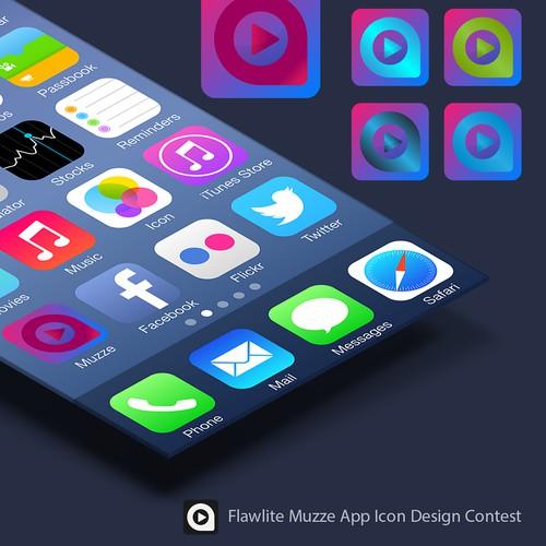 Muzze App Icon