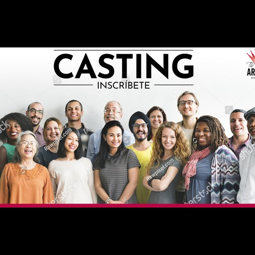 Casting Barcelona Facebook ad