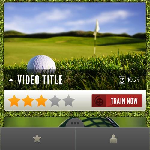 Mobile App Design erforderlich