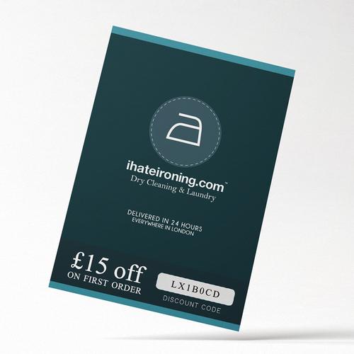 ihateironing.com flyer