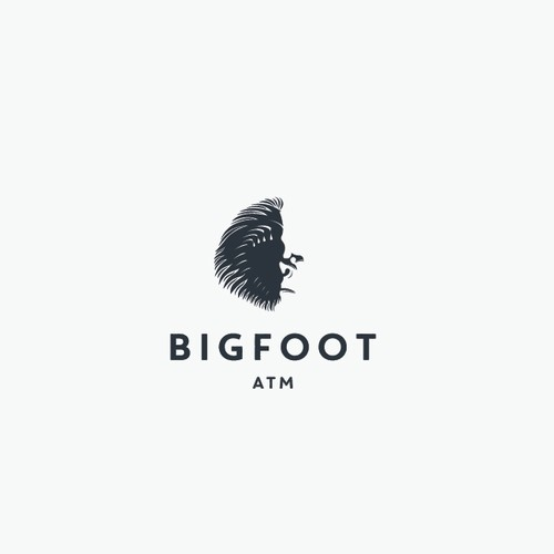 BIGFOOT logo for Bigfoot ATM