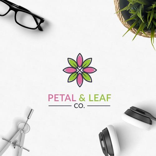 Petal and Leaf