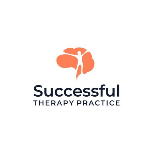 successful therapy logo