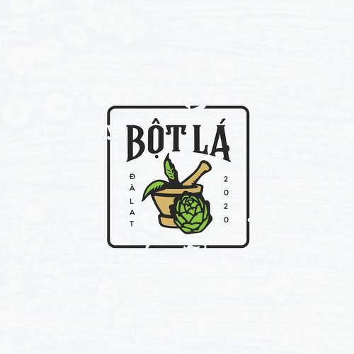 Logo for Bột Lá