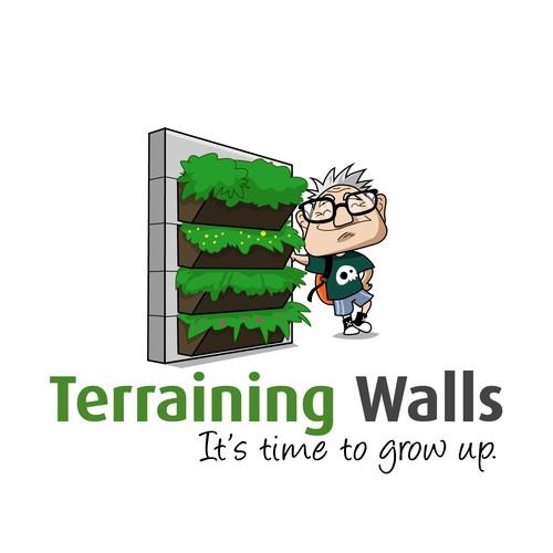 Vertical Gardens Logo