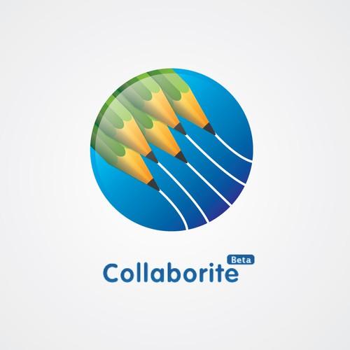Logo/Icon for Collaborative Writing Web App