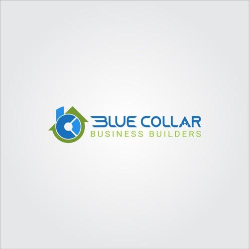 Blue Collar Business Builders Logo