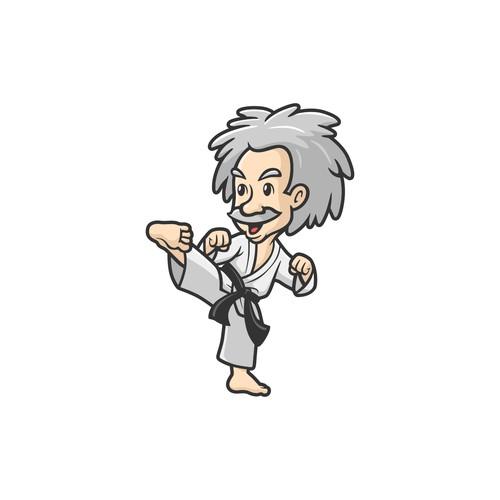 Einstein Karate