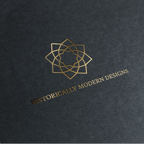 Logo for Historically Modern Designs