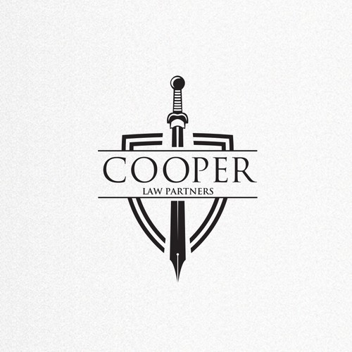 Old School 2.0: Create a potent logo for a substantial law firm.