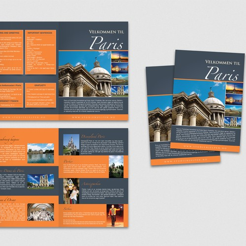 Create a great tourist-guide for a wide audience