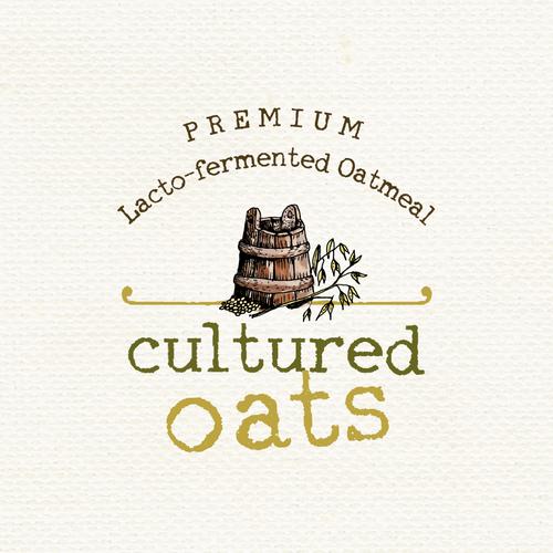 Probiotic oatmeal