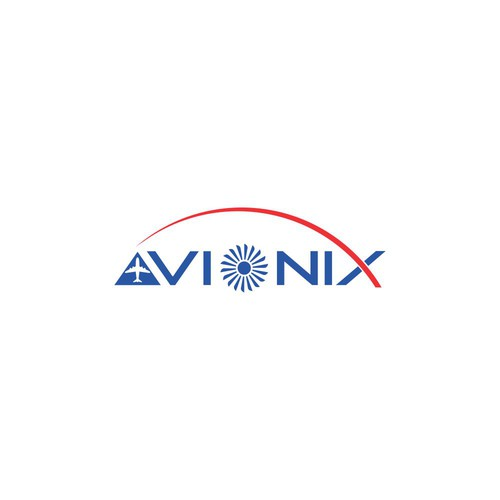 AVIONIX aircraft logo