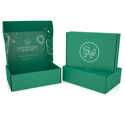 PRODUCT PACKAGING FOR SAJ